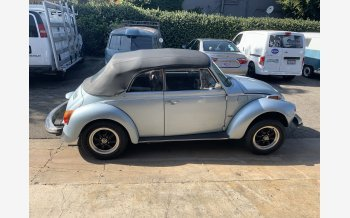 1978 Volkswagen Beetle Super Convertible for sale 101461904