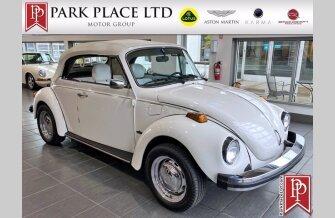 1978 Volkswagen Beetle Convertible for sale 101492273