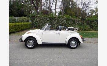 1978 Volkswagen Beetle Convertible for sale 101509551