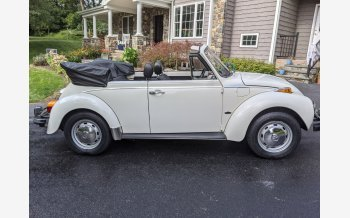 1978 Volkswagen Beetle Super Convertible for sale 101598551