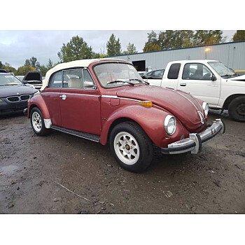 1978 Volkswagen Beetle for sale 101630506