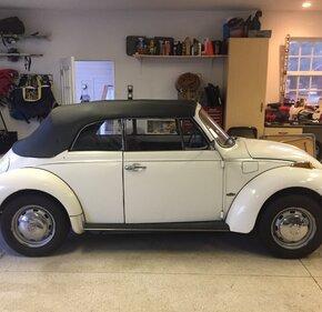 1978 Volkswagen Beetle Convertible for sale 100952749