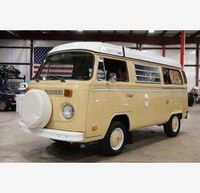 1978 Volkswagen Vans for sale 101083188