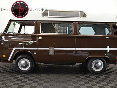 1978 Volkswagen Vans for sale 101089177