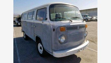 1978 Volkswagen Vans for sale 101222259