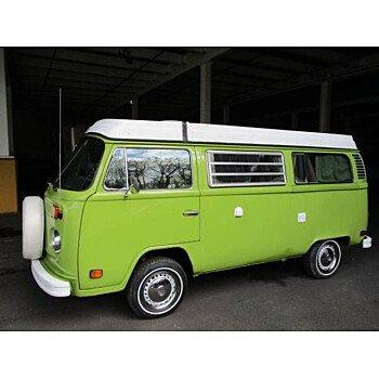 1978 Volkswagen Vans for sale 101280547