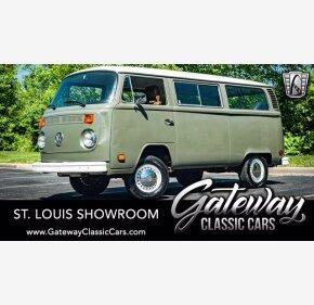 1978 Volkswagen Vans for sale 101373260