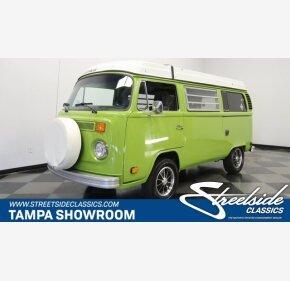 1978 Volkswagen Vans for sale 101441363