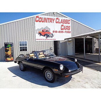 1979 Alfa Romeo Spider for sale 101142608