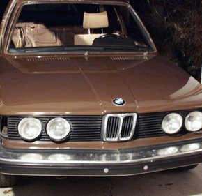 1979 BMW 320i Coupe for sale 101060577
