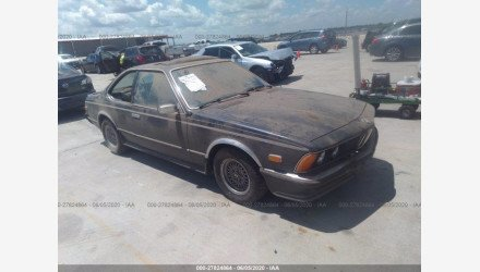 1979 BMW 635CSi for sale 101337999