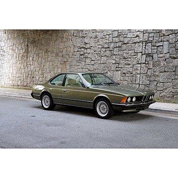 1979 BMW 635CSi for sale 101596768