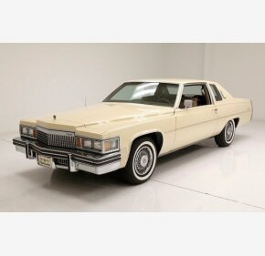 1979 Cadillac De Ville for sale 101090185