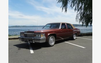1979 Cadillac De Ville for sale 101214316