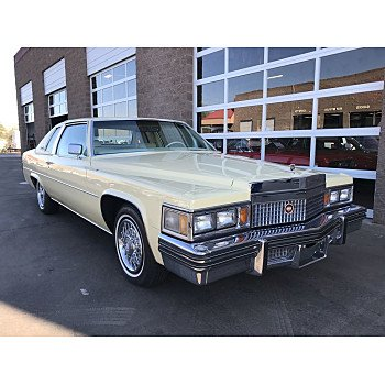 1979 Cadillac De Ville for sale 101248529