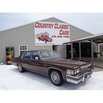 1979 Cadillac De Ville for sale 100996030