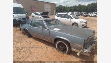 1979 Cadillac Eldorado for sale 101321140