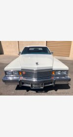 1979 Cadillac Fleetwood for sale 101333212