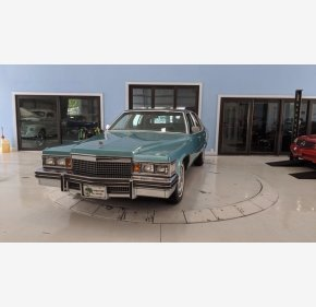 1979 Cadillac Fleetwood for sale 101359988