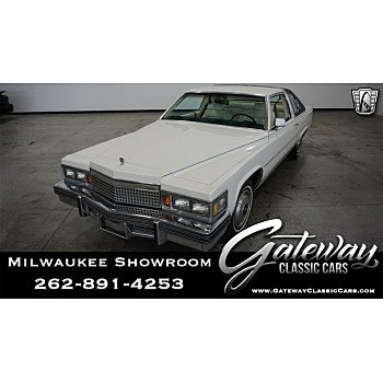 1979 Cadillac Other Cadillac Models for sale 101169941