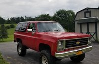 1979 Chevrolet Blazer 4WD 2-Door for sale 101200132