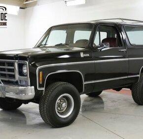 1979 Chevrolet Blazer for sale 101222766