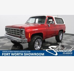1979 Chevrolet Blazer for sale 101349777