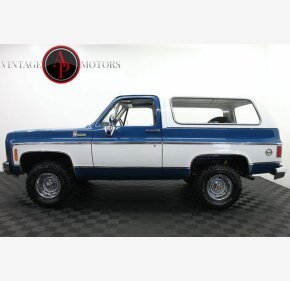 1979 Chevrolet Blazer for sale 101413459