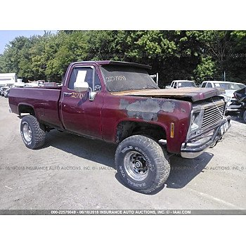 1979 Chevrolet C/K Truck for sale 101015040