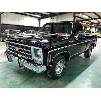 1979 Chevrolet C/K Truck Silverado for sale 101112727