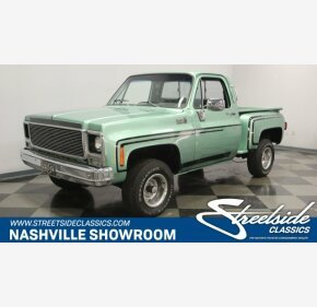 1979 Chevy Truck >> 1979 Chevrolet C K Truck Classics For Sale Classics On