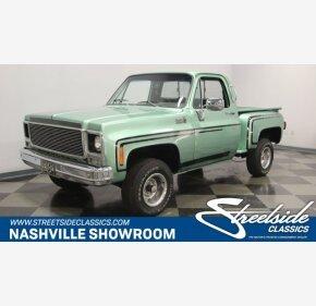 1979 Chevrolet C K Truck Classics For Sale Classics On