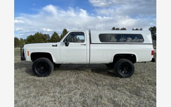 1979 Chevrolet C/K Truck Custom Deluxe for sale 101310334