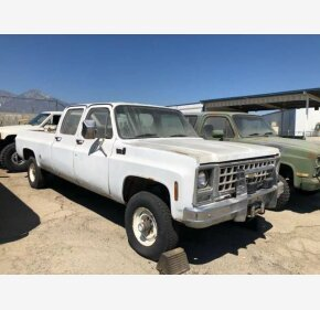 1979 Chevrolet C/K Truck for sale 101371433