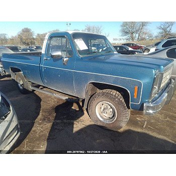 1979 Chevrolet C/K Truck for sale 101409232