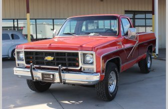 1979 Chevrolet C/K Truck for sale 101413838