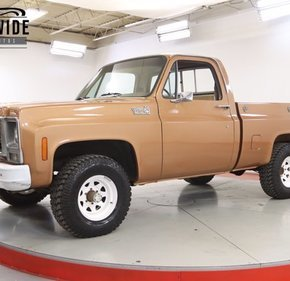 1979 Chevrolet C/K Truck for sale 101429650