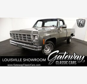 1979 Chevrolet C/K Truck Custom Deluxe for sale 101465364