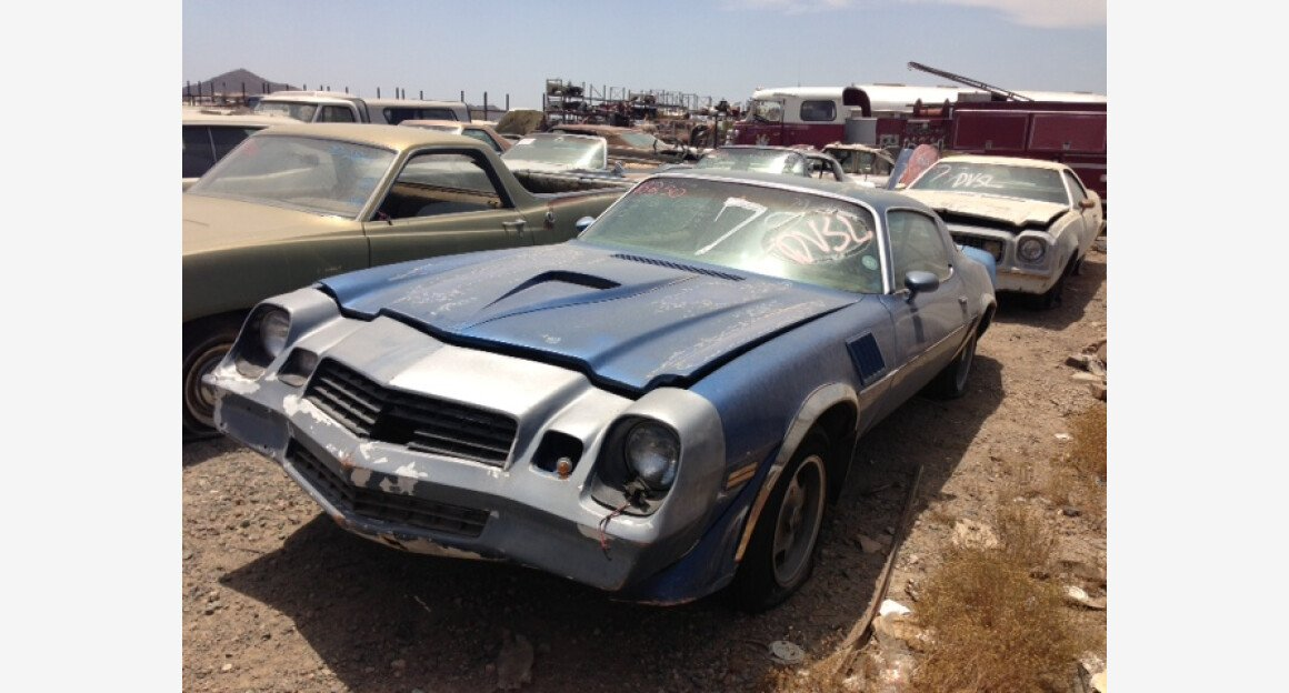 1979 Chevrolet Camaro for sale 100741228