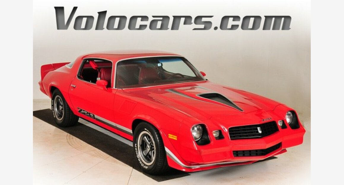 1979 Chevrolet Camaro for sale 101002657