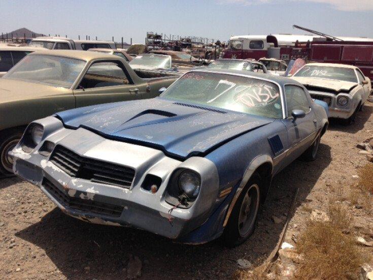 Cars For Sale In Arizona >> 1979 Chevrolet Camaro For Sale Near Phoenix Arizona 85085