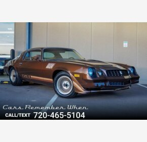 1979 Chevrolet Camaro for sale 101069881