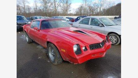1979 Chevrolet Camaro for sale 101271453
