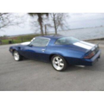 1979 Chevrolet Camaro for sale 101279761