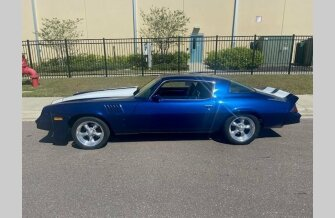 1979 Chevrolet Camaro for sale 101317808