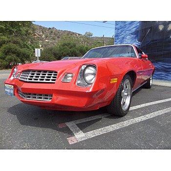 1979 Chevrolet Camaro for sale 101506176