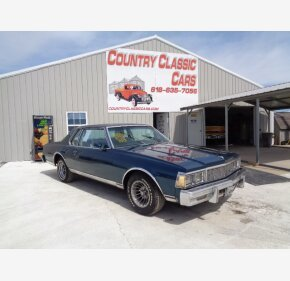 1979 Chevrolet Caprice for sale 101125108