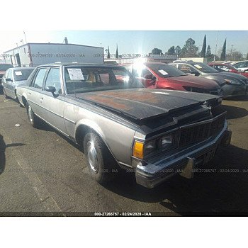 1979 Chevrolet Caprice for sale 101290252