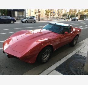 1979 Chevrolet Corvette Coupe for sale 101018578