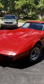 1979 Chevrolet Corvette Coupe for sale 101078920